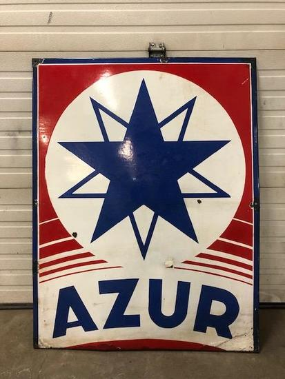 SSP AZUR French Petrol Fuel Sign