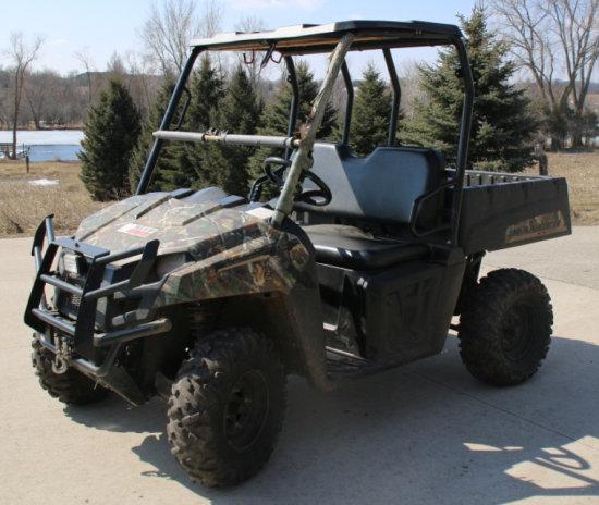 Polaris Ranger ATV EV 4x4