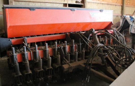 UFT No Till 10' Grain Drill