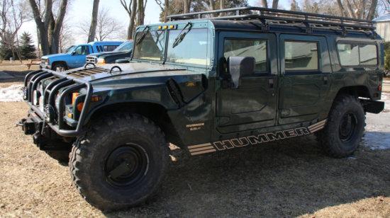 1997.2 H1 Hummer 6.5 Turbo Diesel