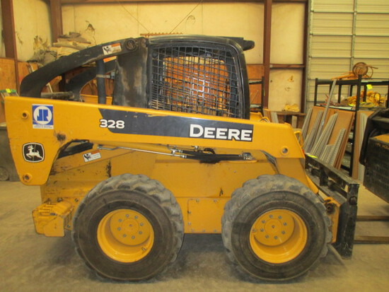 SKID STEER LOADERS-TRUCKS-LANDSCAPE DESIGN-NURSERY