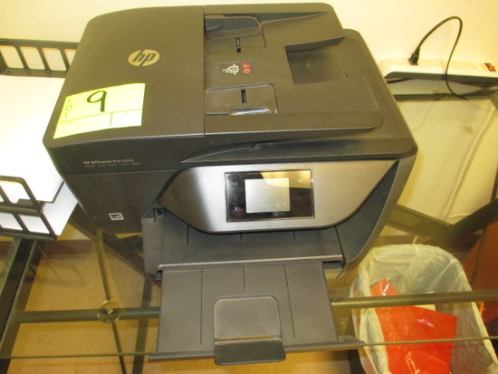 HP OFFICE JET 6968 PRINTER/FAX/SCANNER-MULTI OFFICE CENTER