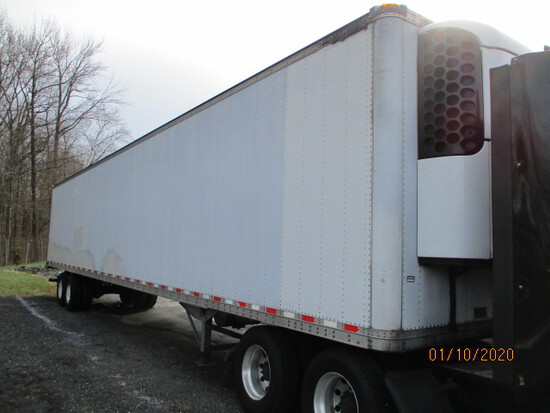 2006 GREAT DANE REFRIGERATED TRAILER