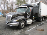 2010 INTERNATIONAL PROSTAR  ROAD TRACTOR WITH SLEEPER