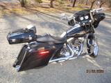 2013 HARLEY DAVIDSON FLHX STREET GLIDE  CUSTOM TOUR MOTORCYCLE