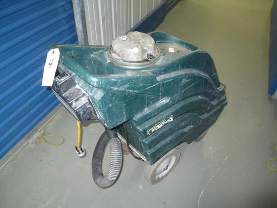 NOBLES TROOPER MODEL 1000 CARPET CLEANER 110V