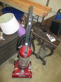 VAC. CLEANER-HOOVER UPRIGHT CANISTER