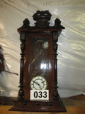 RUSSIAN STYLE CLOCK EST. 1910 -45 IN HIGH