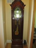 CASE CLOCK-HOWARD MILLER HALL CLOCK-1990S