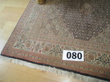 ORIENTAL RUG-HAND KNOTTED