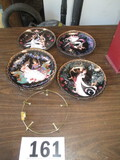 LOT-(4) PLATES FROM THAILAND