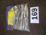 SILVERPLATE FLATWARE-PRELUDE BY INTERNATIONAL SILVER-SERVICE FOR 8 31 PCS. MISSING A SPOON