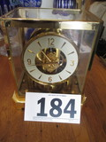 VISIBLE WORKS 'ANNIVERSARY' CLOCK-LE COULTRE