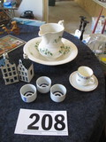 LOT-ASST. POTTERY/CHINA MARKED 'LORD NELSON' & 'WINTERLING'