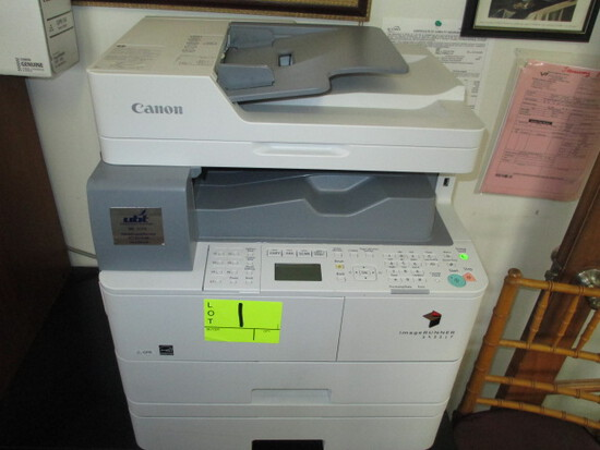 COPIER-CANNON IMAGE RUNNER 1435IF