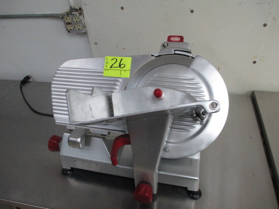 BERKEL MEAT SLICER 110V