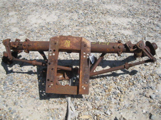 5931 FRONT TRACTOR AXEL