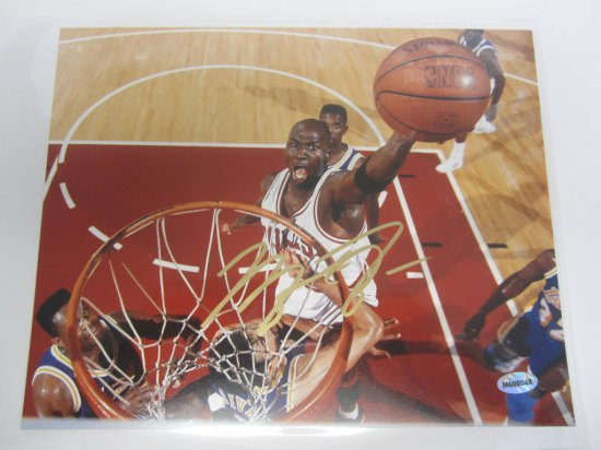 Michael Jordan Chicago Bulls signed autographed 8x10 Photo Certified Coa