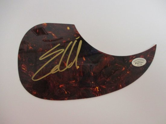 Eric Church signed autographed Pick Guard Certified Coa