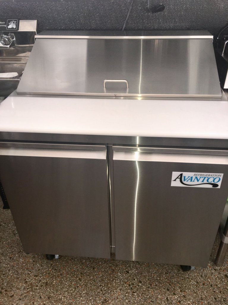 Avantco Sandwich Prep Unit Model 178SCL236