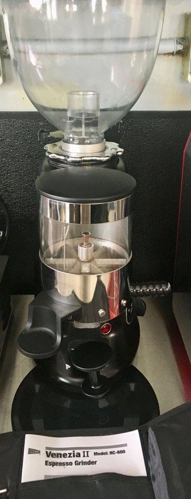 Venezia Espresso Bean Grinder Model HC-600