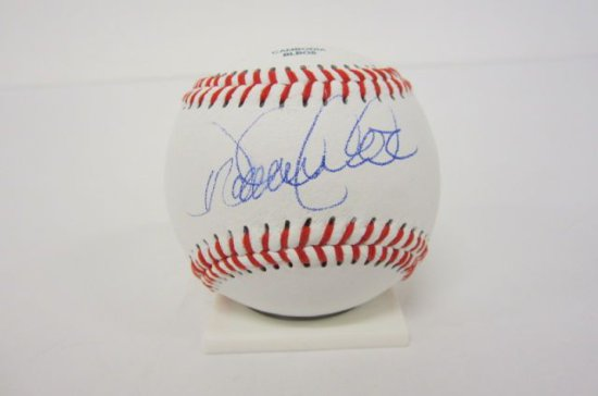 DEREK JETER NY Yankees Signed Autographed Baseball Certified CoA