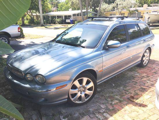 2005 Jaguar X Type AWD 3.0