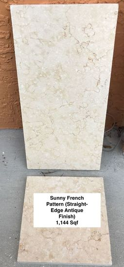 Marble & Mossaic Tile Auction
