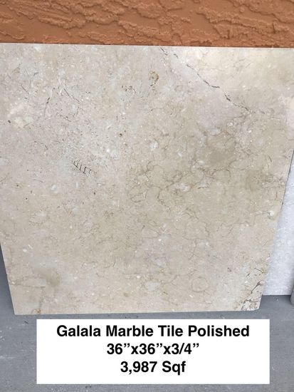 Egyptian Marble Tile