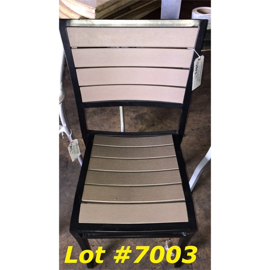 Bulk Quantity Chair Auction