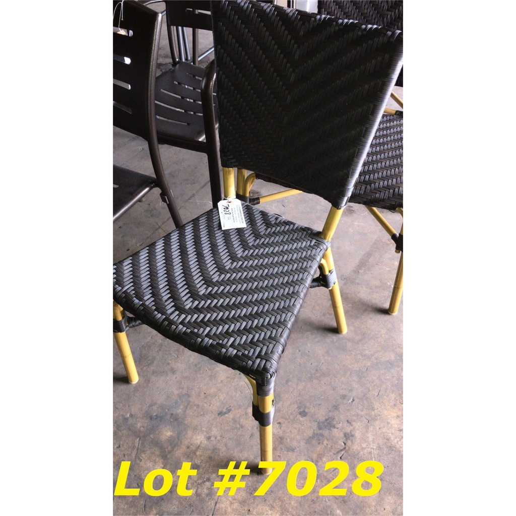 12 New Capri Dining Side Chairs