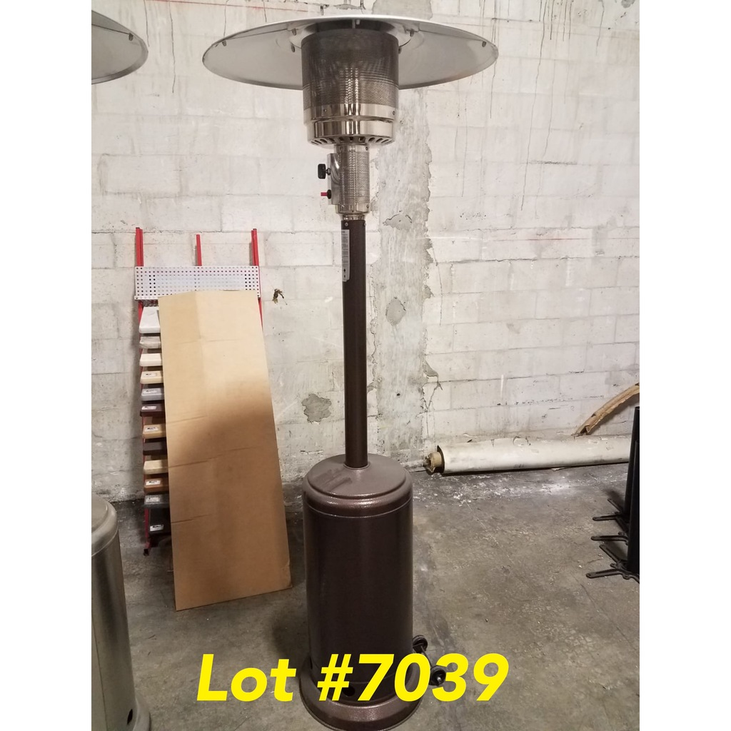 10 New Round Outdoor Heaters