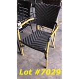 18 New Capri Dining Arm Chairs