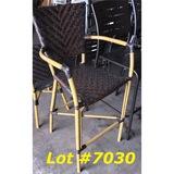 12 New Capri Bar Arm Chairs