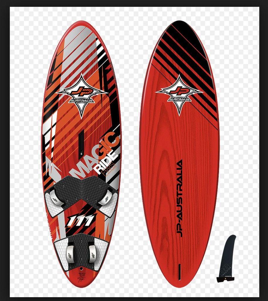 New Windsurf Board