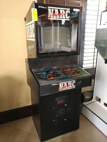 Arcade Game System