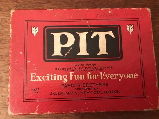 PIT -  1947 edition game