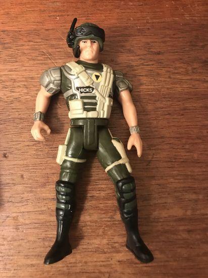 Vintage 1992 Kenner Fox Aliens Space Marine - Corporal Hicks