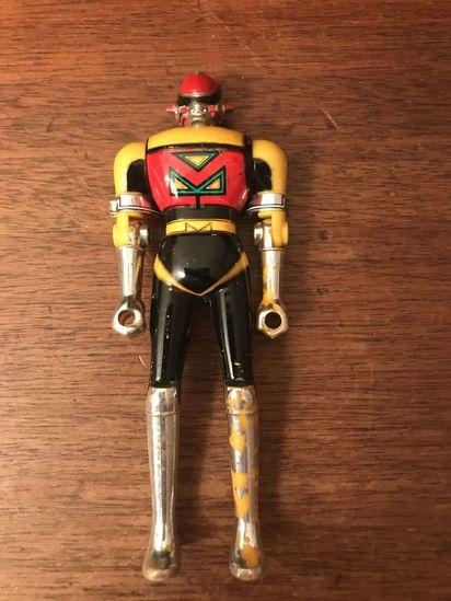 Godaikin Machineman 1984 by Bandai