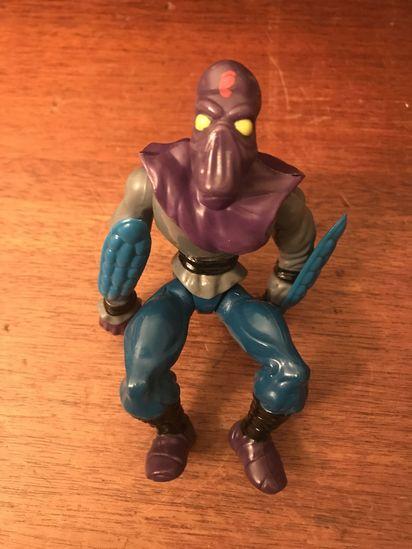 1988 TMNT Foot Soldier figurine