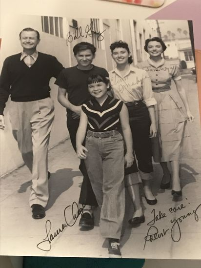 Reprinted Autographed Photo Memorabilia
