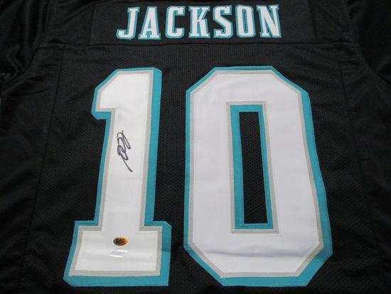 Desean Jackson of the Philadelphia Eagles signed autographed football jersey CAS COA 266