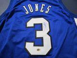 Tre Jones of the Duke Blue Devils signed autographed basketball jersey CAS COA 934