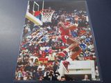 Michael Jordan of the Chicago Bulls signed autographed 11x14 photo ATL COA 450