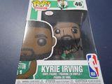 Kyrie Irving of the Boston Celtics signed autographed pop vinyl figure PAAS COA 665