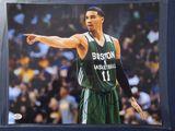 Jayson Tatum of the Boston Celtics signed autographed 8x10 photo PAAS COA 923