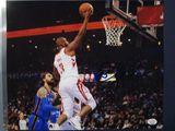 Chris Paul of the Houston Rockets signed autographed 8x10 photo PAAS COA 299