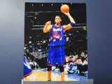 Tracy McGrady of the Toronto Raptors signed autographed 8x10 photo PAAS COA 927