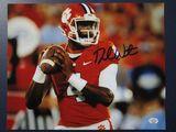 Deshaun Watson of the Clemson Tigers signed autographed 8x10 photo PAAS COA 034