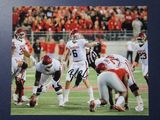 Baker Mayfield of the Oklahoma Sooners signed autographed 8x10 photo PAAS COA 968